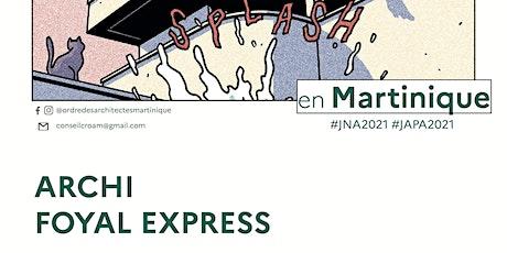 ARCHI FOYAL EXPRESS billets