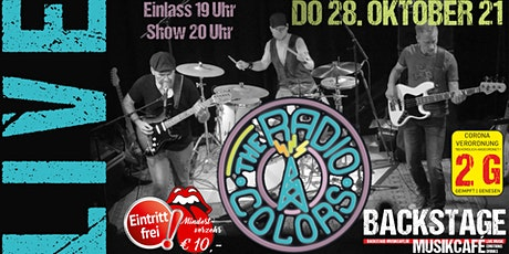 THE RADIO COLORS - LIVE Tickets