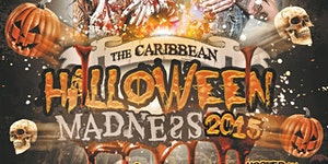The Caribbean Halloween Madness 2015
