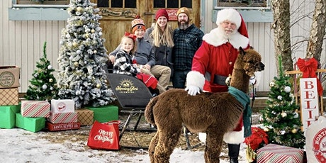 The Magic of Christmas with Santa/ Bring Your Own Camera Edition tickets