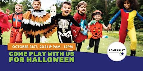 Halloween Fun @ PowerPlay SF tickets