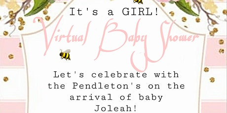 Pendleton's Virtual Baby Shower tickets