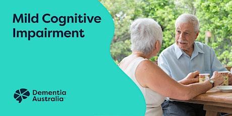 Mild Cognitive Impairment - Cairns - QLD tickets