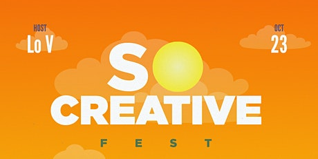 SO CREATIVE FEST tickets