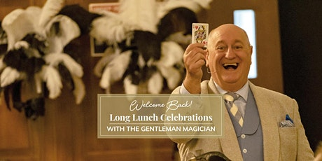 Welcome Back Lunch Celebrations - Guest Magician! tickets