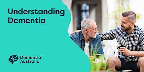 Understanding Dementia - Online - VIC tickets