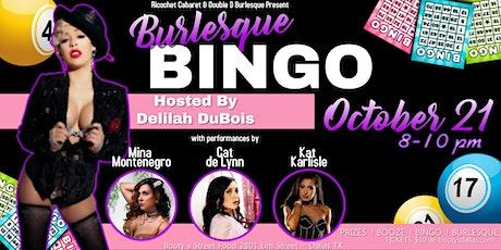 Burlesque Bingo tickets
