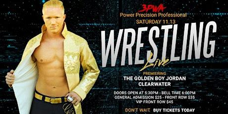 3PWA Presents Live Pro Wrestling tickets