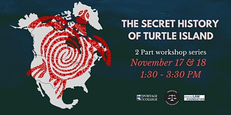 The Secret History of Turtle Island (2 part series) tickets