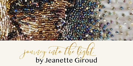 Journey into the light Art Exhibition by Jeanette Giroud tickets