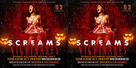 Screams & Nightmares tickets