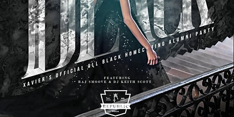 XULA OFFICIAL ALL BLACK HOMECOMING ALUMNI PARTY @ REPUBLIC NOLA tickets