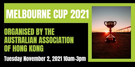 OZHK Melbourne Cup 2021 tickets