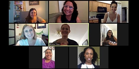 LLL Breastfeeding Support Virtual Weekday Meeting tickets