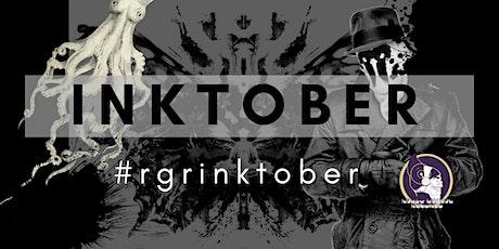 Inktober Exhbition tickets