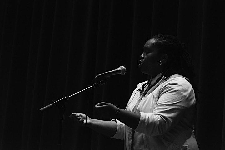 Jambalaya Soul Slam Lyrics & Treats Poetry Slam image