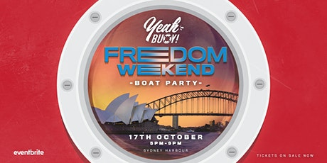 Yeah Buoy - First Sunday Sunset - Boat Party tickets