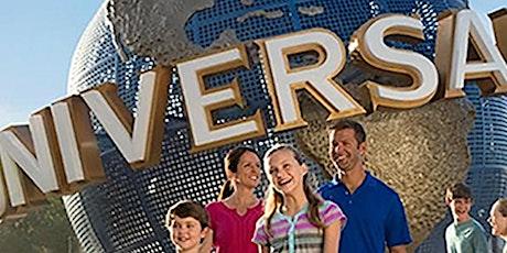 MIAMI TO UNIVERSAL STUDIOS ONE DAY TOUR tickets