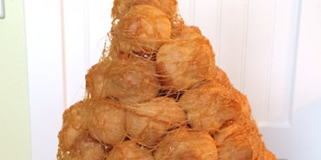 Annie's Signature Sweets Virtual Baking Class - Croquembouche tickets