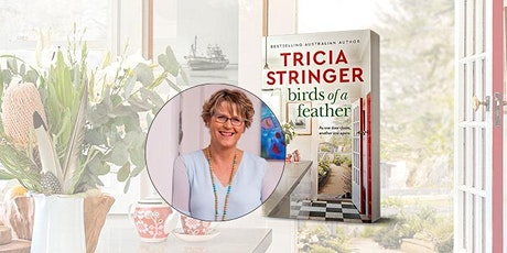 Book release: 'Birds of a Feather' Author Tricia Stringer tickets