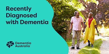 Dementia Australia Webinar - Recently Diagnosed with Dementia tickets