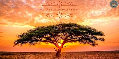 Women's Sacred Circle of Light - Stream I tickets