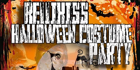 RELLIKISS Halloween Party tickets