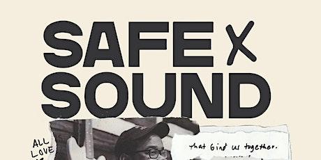Safe x Sound Film Screening at Spiral Bookcase tickets