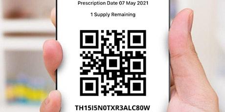 Get Online Week - QR Codes & Electronic Prescription Workshop tickets
