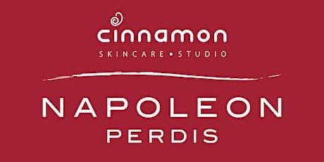 Napoleon Perdis make-up workshop. tickets
