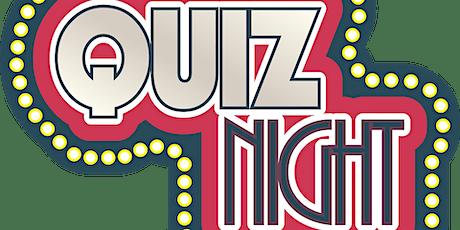 Online Quiz Tickets