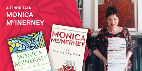 Online Author Chat: Monica McInerney tickets