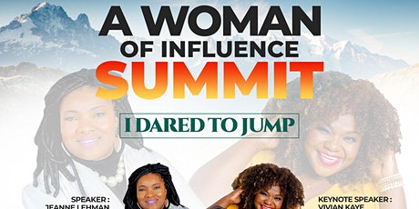 A Woman Of Influence, Summit tickets