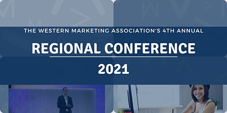The Western Marketing Association Regional Conference tickets