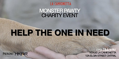 Monster Pawty tickets
