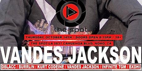 Unplugged @ The Spot LA tickets