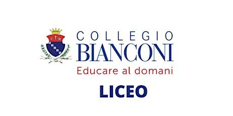 OPEN DAY - LICEO (Collegio Bianconi) biglietti