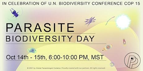 2021 Parasite Biodiversity Day Event tickets