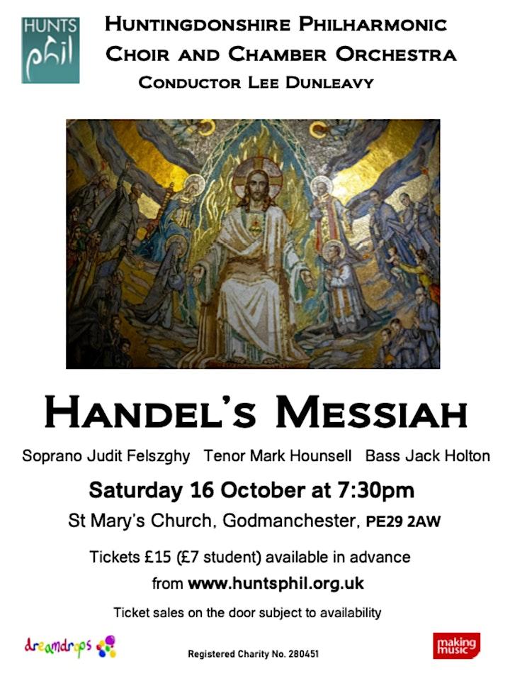 Handel's Messiah image