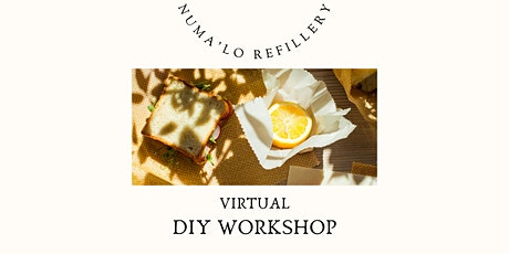 Virtual DIY Workshop: Beeswax Wraps & Toilet Cleaner Bombs tickets