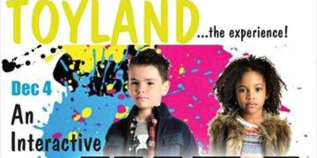TOYLAND - A Fashion Experience for Kids! tickets