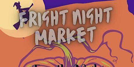 Fright Night Market tickets
