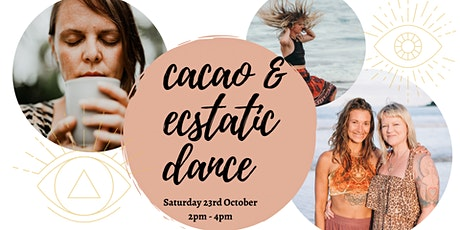 Cacao and Dance tickets