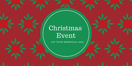 Essential Oil Christmas Party tickets