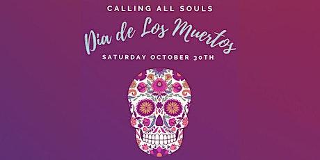 DIA DE LOS MUERTOS @ The Wonderer tickets