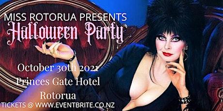 Halloween Party Rotorua tickets