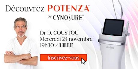 Découverte du Potenza à Lille - Mercredi 24 novembre 19h30 tickets