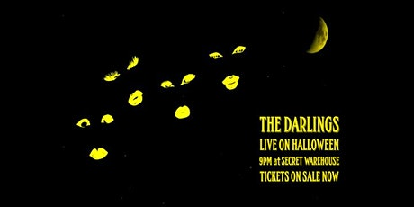 The Darlings: Live on Halloween tickets