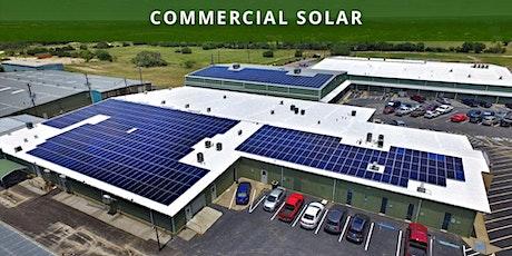 Commercial Solar 101 Training Dallas TX tickets
