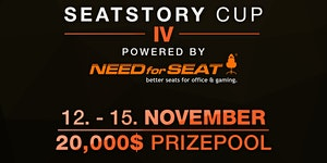 SeatStory Cup IV powered by NEEDforSEAT®